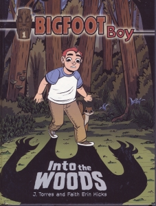 BigFootBoyCover 1