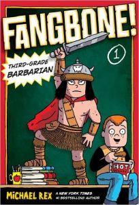 Michael Rex Fangbone 1