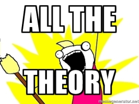 all the theory meme