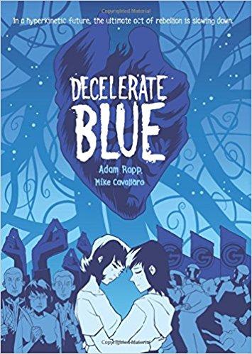 D Blue Cover