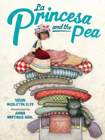 Princesa and the Pea Cover