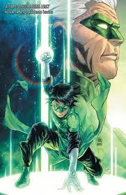 Artwork] Tai Pham (Green Lantern: Legacy) pinup (by Andie Tong ...